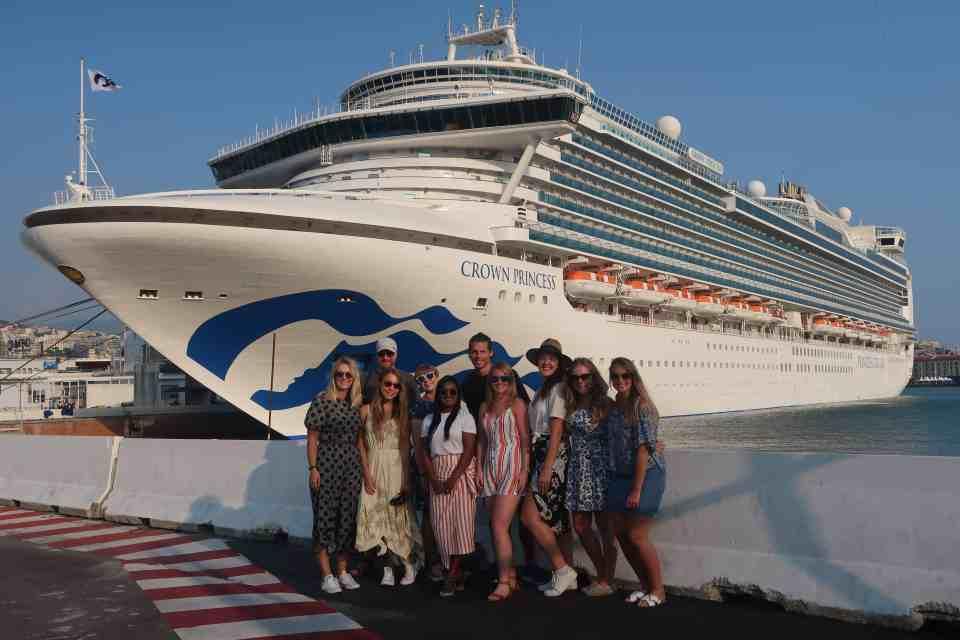 Princess Cruises Crown Princess