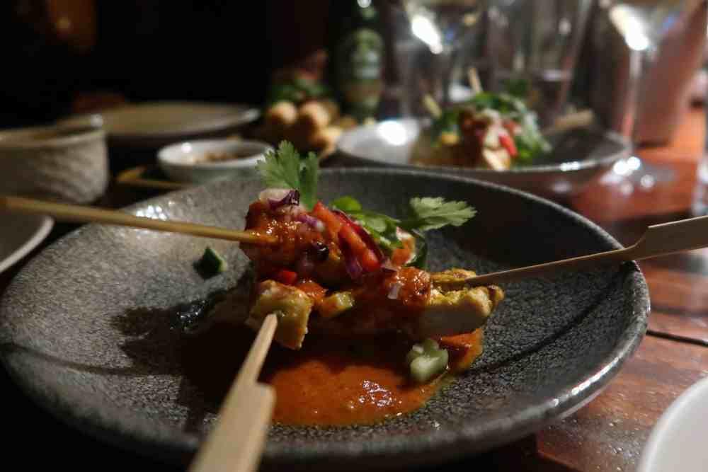 Feast On London - Busaba Thai Covent Garden