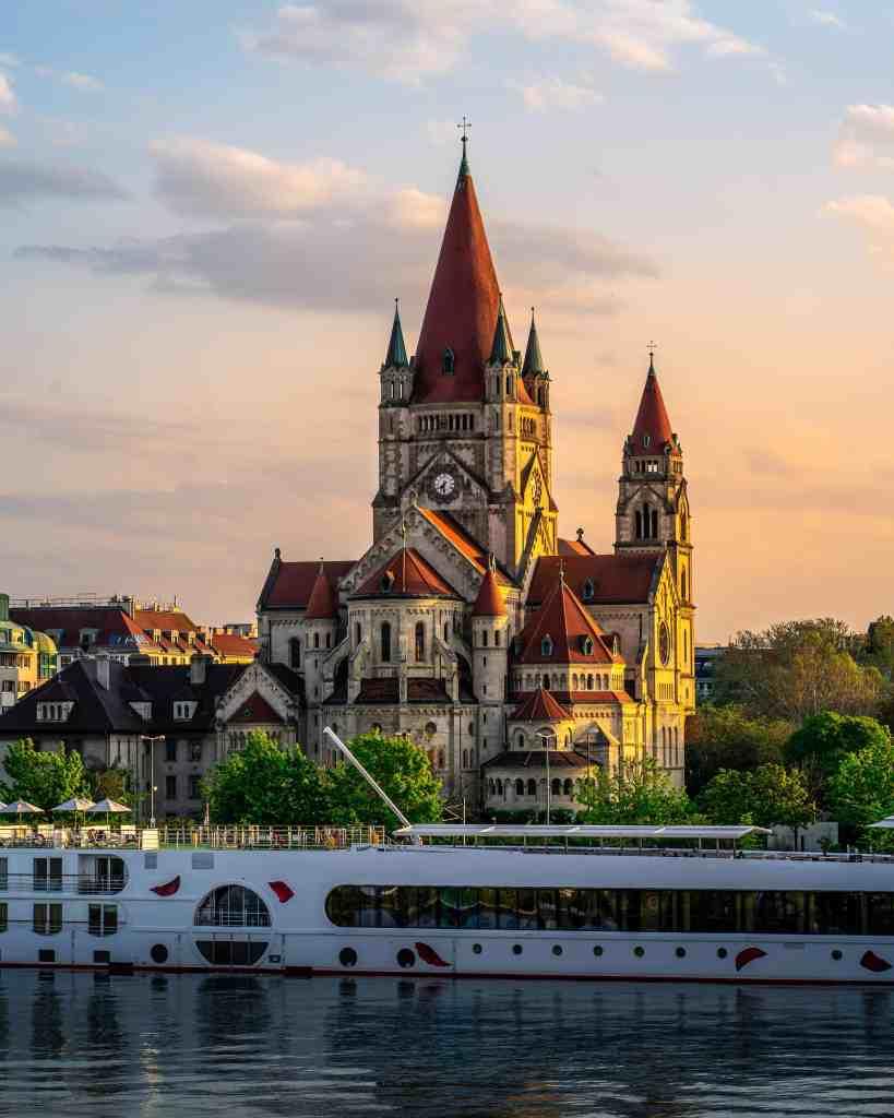 Vienna in 2 days Itinerary