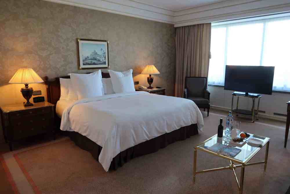Hotel Ritz Lisbon Four Seasons Hotel Review