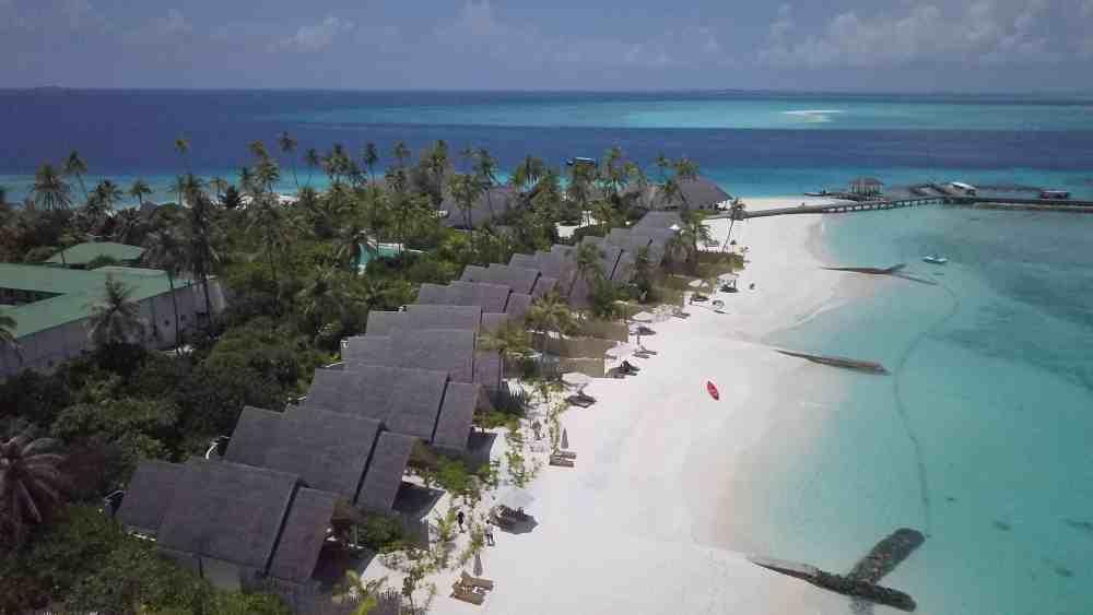 Fushifaru The Maldives Accommodation
