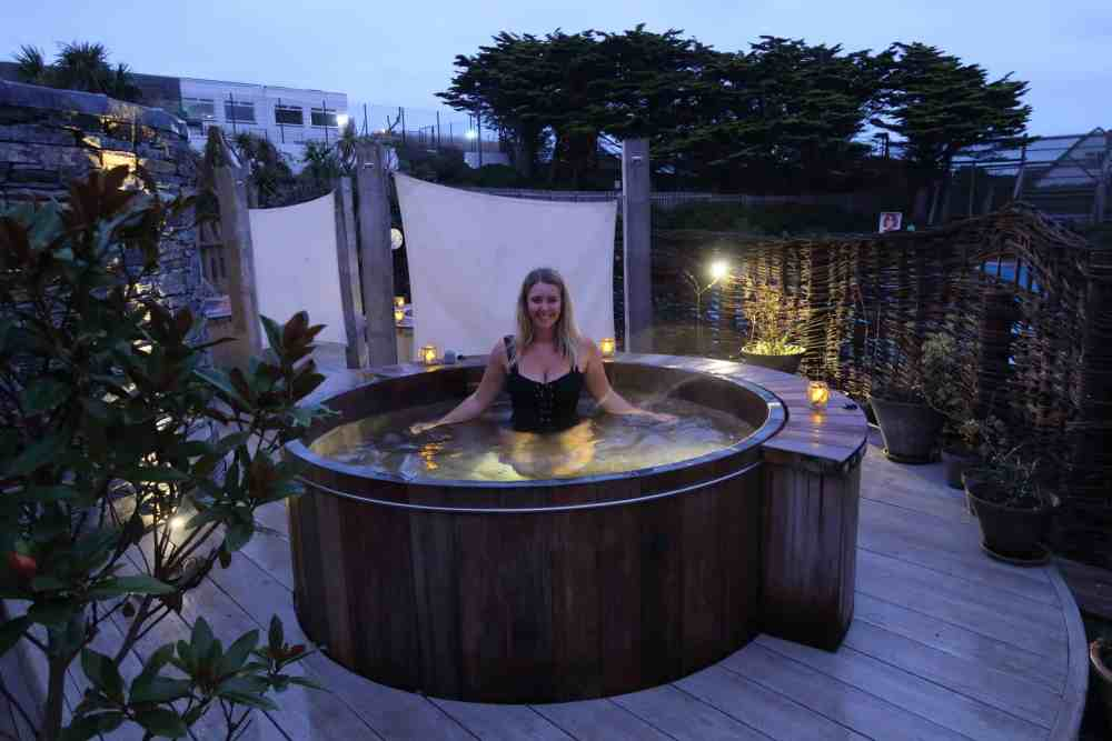 Where to stay in Cornwall Bedruthan