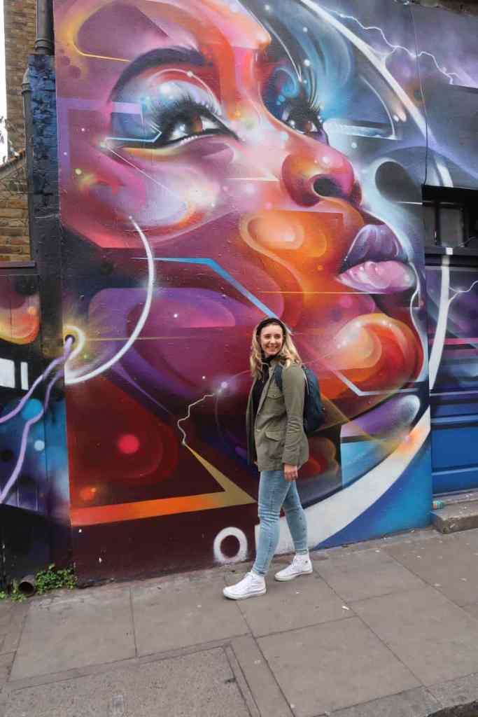 Street Art Shoreditch Tour