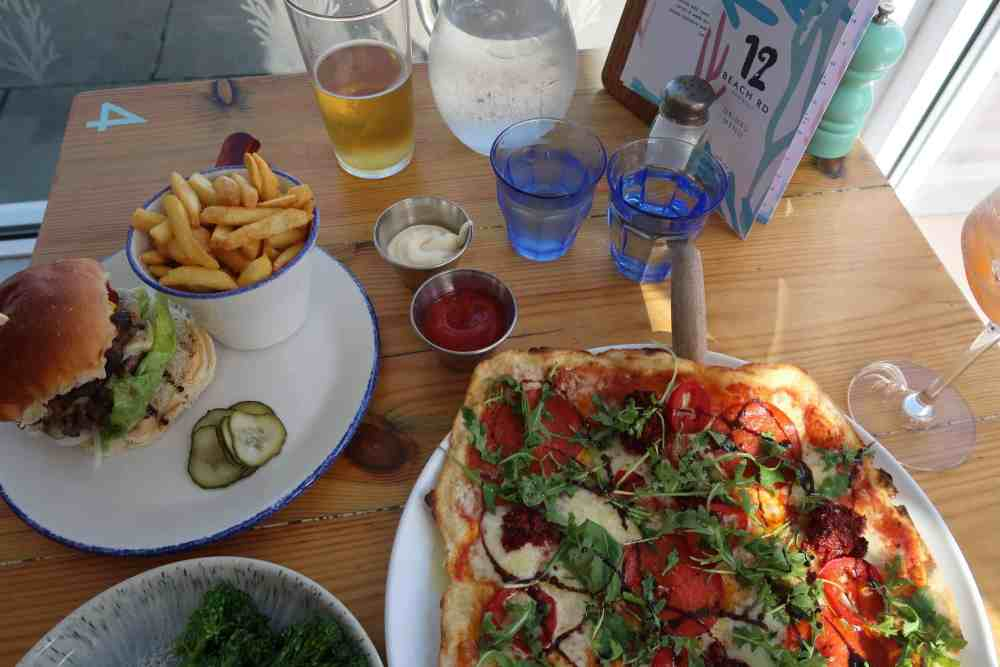 Places to eat in Cornwall
