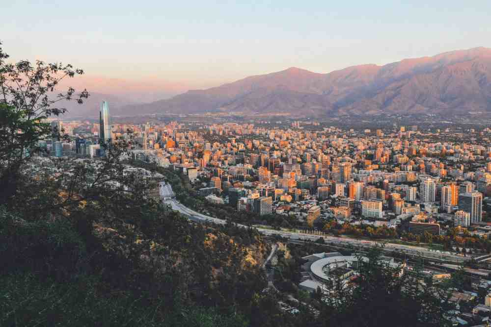 places to visit in santiago