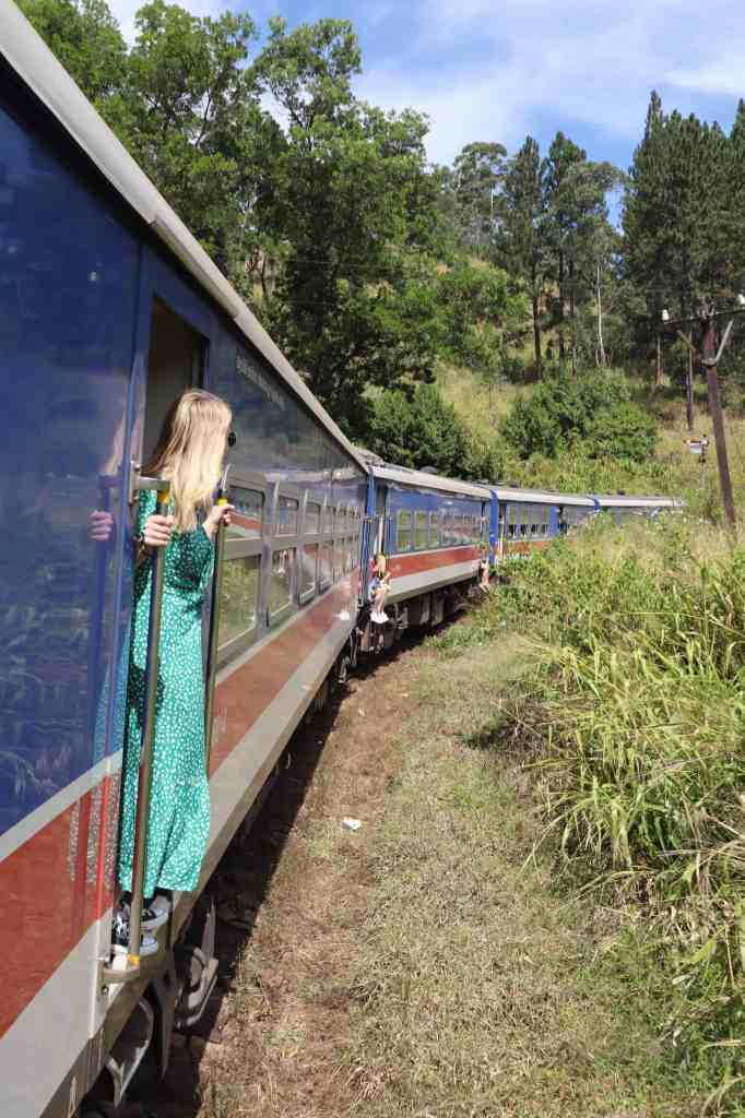 Train Kandy to Ella tickets