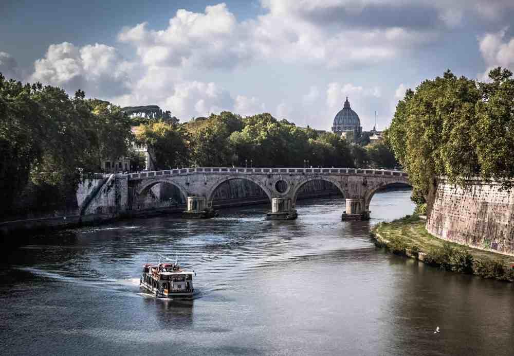 Weekend in Rome