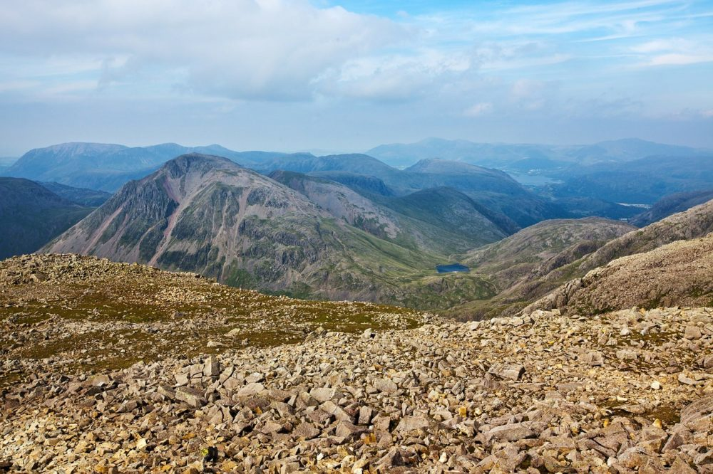 Scafell pike best hikes england