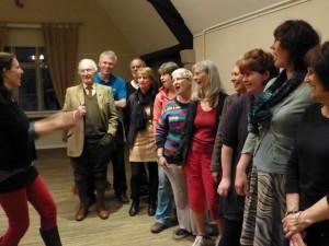 Painswick Community Choir April 2013