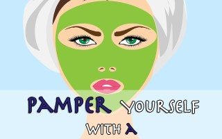 Pamper Yourself with a Green Clay Mask - Sophisticated Booty
