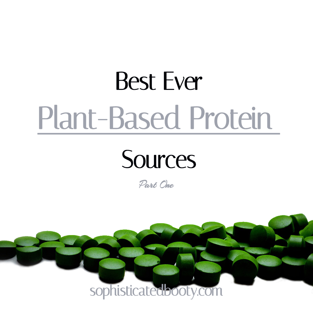 Best Ever Plant Based Protein Sources Part One - Sophisticated Booty
