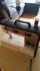 old, brother sewing machine