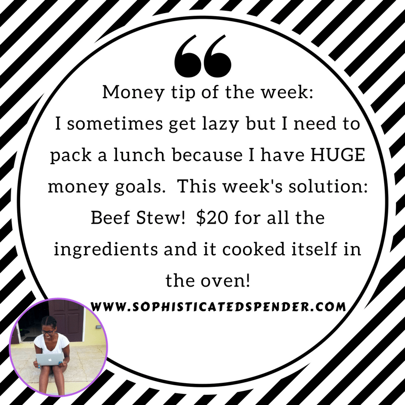 money, tips, tip of the week, sophisticated spender