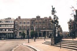 The Earl of Mercia Pub / former banks, Little Park Street ( c1890)