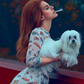 Lana Del Rey 'Interview' Magazine Russia
