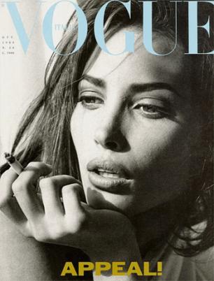 Christy Turlington Vogue