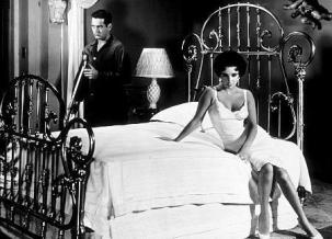 Cat on a Hot Tin Roof with Elizabeth Taylor