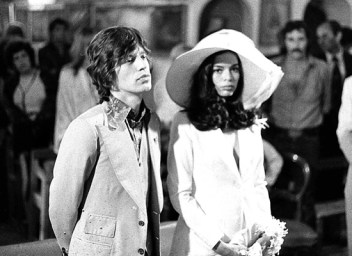 Mick and Bianca