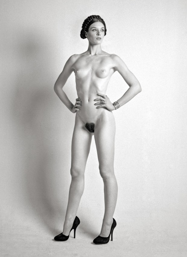 Stoya Sherman The Artificiality Femininity Sophie Moet