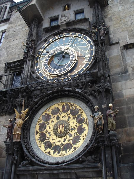 [O]rloj, Astronomical Clock