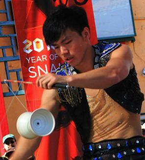 Chinese Yo-yo