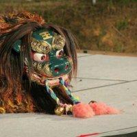 Shishi-mai (Lion Dance) Festival in Okinawa