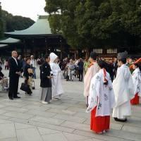 Meiji Shrine and Harajuku in Tokyo, Japan