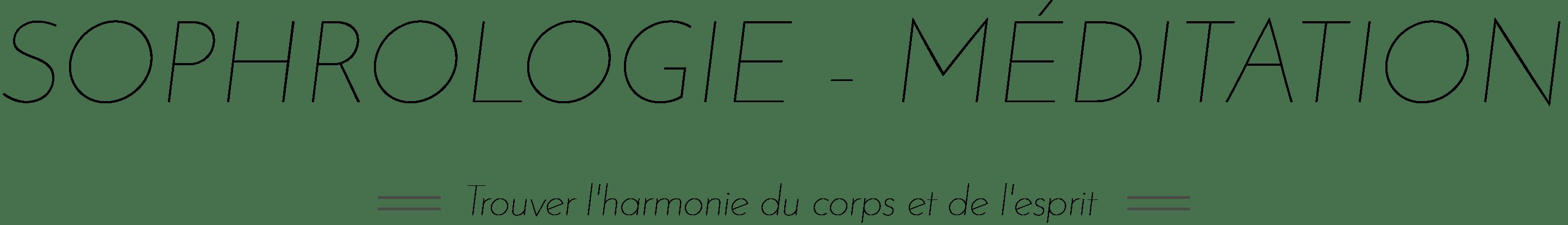 Sophrologie-meditation Logo