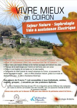 Stages Sophrologie Ardèche