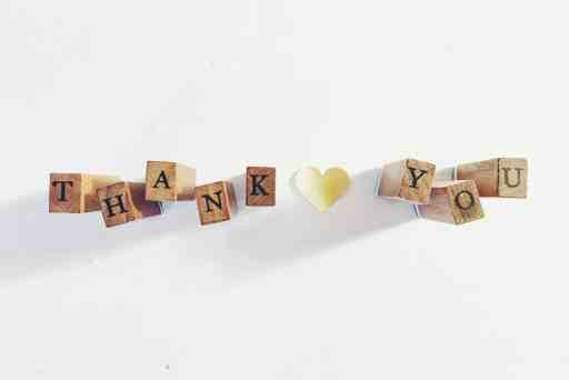 Sophrologue Aix en Provence, Denis Di Russo, remerciements
