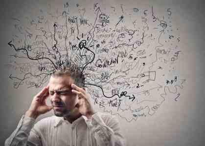 Pensées sortant de la tête