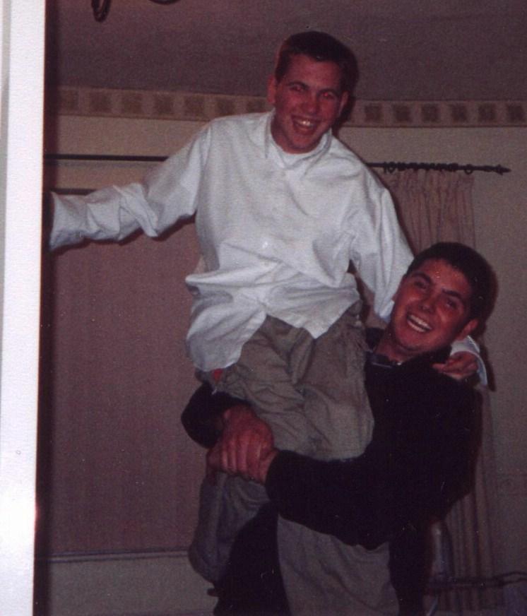 In Memory of Lowell Hansen and Garrett Smith (2/3)