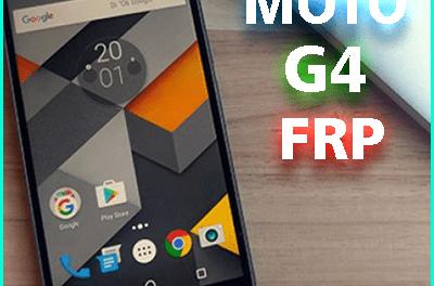 Quitar Cuenta Google Moto G4, G3