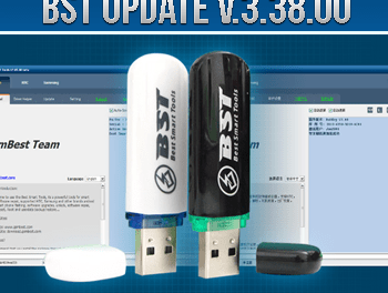 Actualización BST Dongle Released V3.38.00