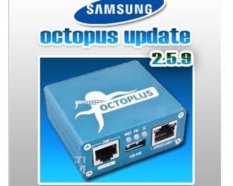 Actualización Octoplus / Octopus Box Samsung Software v.2.5.9