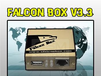 Falcón Box versión 3.3