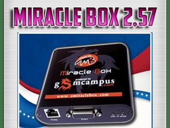 Actualización Miracle box V2.57
