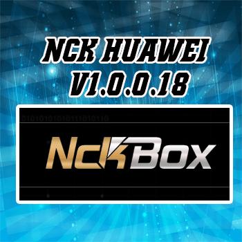 Actualización Ultimate NCK Huawei Module v1.0.0.181
