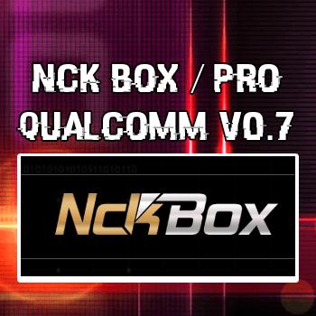 Actualización NckBox / Nck Pro  Qualcomm v0.7