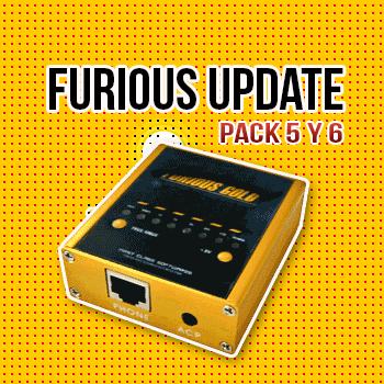 Actualización Furious gold pack 6 Y 5