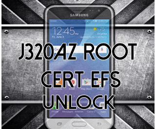 Samsung J320AZ Unlock SEGURIDAD 1 DE JULIO 2017 + root + cert + efs