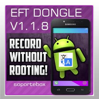 Actualización EFT Dongle version 1.1.8