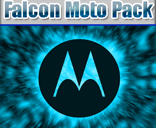 Falcon Moto Pack 1.6 Motrola FRP