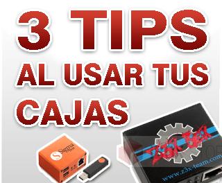 3 Tips para Evitar problemas al utilizar tus box