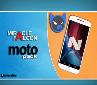 Miracle Falcon Moto Pack 1.7
