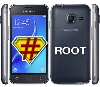 Root Samsung Galaxy J1 Mini SM-J105B