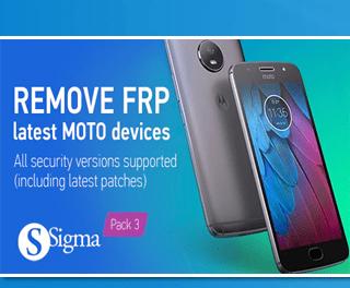 Sigma Agrega Método FRP Motorola