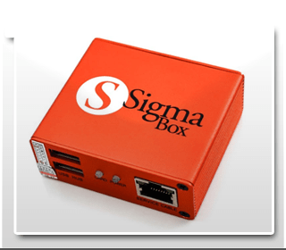 Sigma Software v.2.27.14 Nueva plataforma soportada Spreadtrum