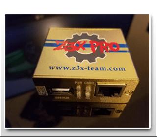 Z3X PRO Actualización 29.1