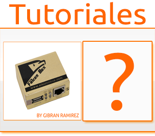 Tutoriales Falcon box